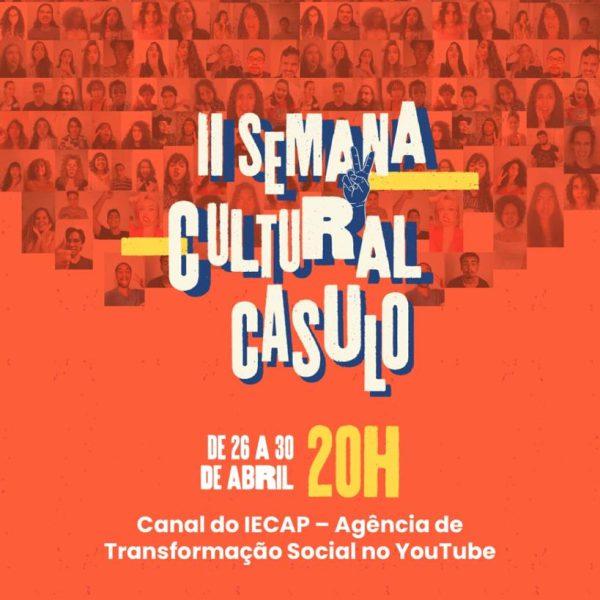 Experimentação e criatividade tomam palco na II Semana Cultural do CJ